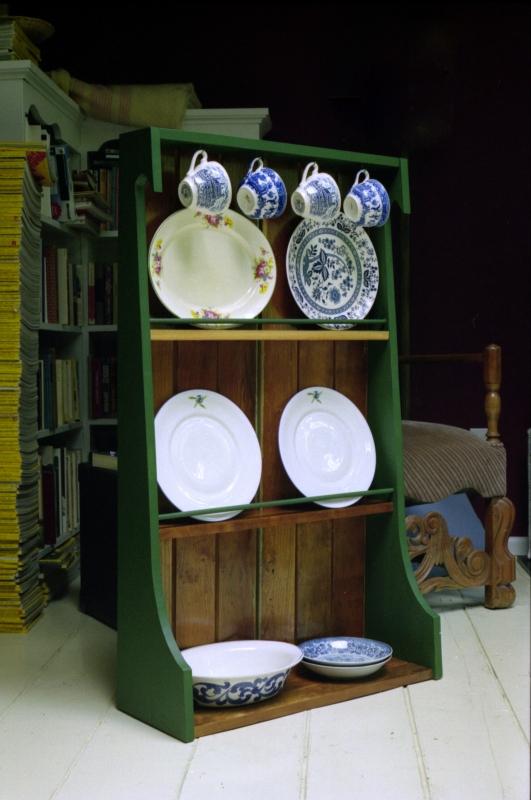 Cupboard Ken built and sold