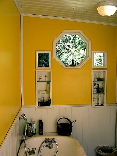 Photograph and  Bathroom by Kenneth McMillan